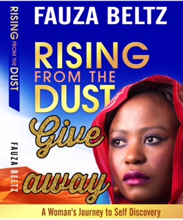 Rising from the Dust book give-away